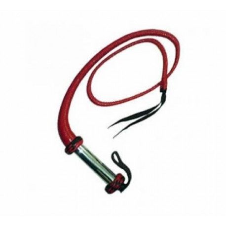 CUIR ROUGE WHIP